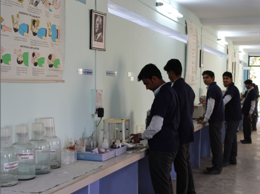 Engineering Chemistry Laboratory