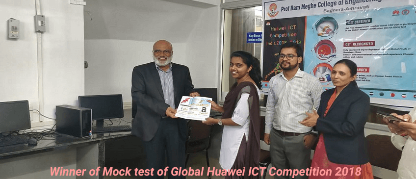 Winner-of-Mock-test-of-Global-Huawei-ICT-Competition-201801