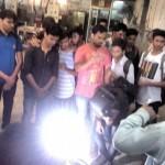 Industrial visit Shankar refrigeration and engg. Amravati for second year sec B