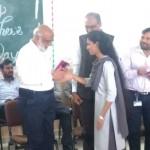TEACHERS DAY CELEBRATION IN CIVIL DEPARTMENT 2018
